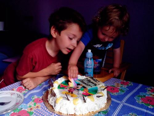 Al compleanno 2' di Enrico! by Ylbert Durishti