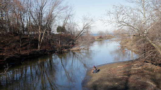 Small rivers, streams offer prime Ohio fishing spots
