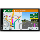 "Garmin - DriveSmart 61 LMT-S 6.95"" GPS with Built-In Bluetooth - Lifetime Map and Traffic Updates - Black"