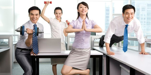 5 Ways to Improve Your Health at Work