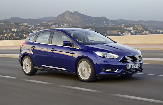 First Look – Ford Focus