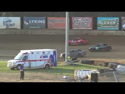 Florence Speedway   6/26/21   Hornet Heat 1