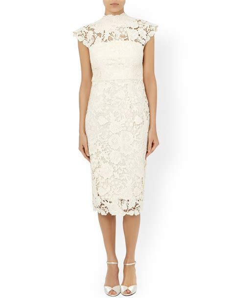 Monsoon Willow Lace Bridal Dress (£199)   Affordable Off