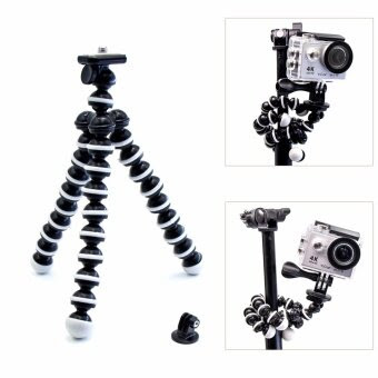 คุณภาพดีเยี่ยม YICOE Flexible Mini Tripod Stand Gorillapod