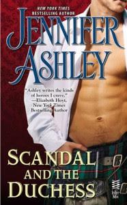 Scandal and the Duchess - Jennifer Ashley