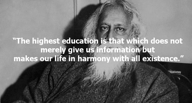the best and most comprehensive rabindranath tagore quotes on