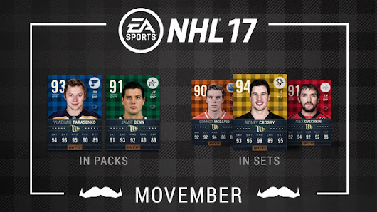NHL 17 - HUT Movember