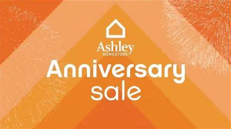 ashley furniture homestore anniversary sale tv commercial