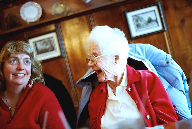 Auntie Blanche & ChemE