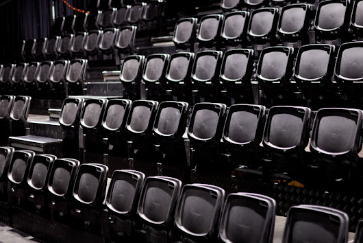 Stadium Infill Seating Risers