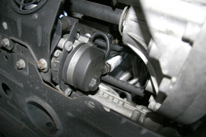 2003 Mini Cooper Power Steering Pump Fuse Location