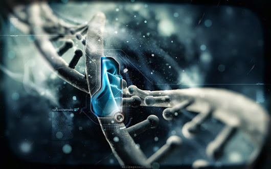Scientists now believe; Aliens created our species and manipulated our DNA