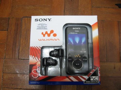 Sony Walkman S739F