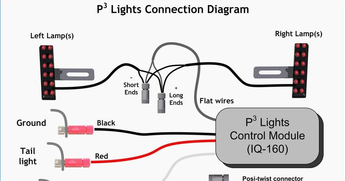 68 Mustang Rear Tail Light Wiring Diagram | schematic and ...