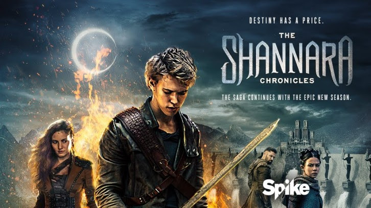 The Shannara Chronicles - Graymark - Advanced Review