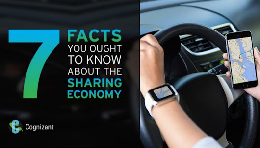 7 Facts You Ought to Know About the Sharing Economy