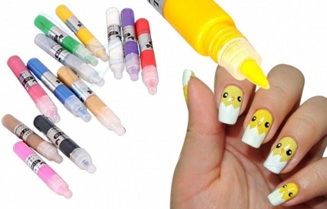 гель-ручки для маникюра