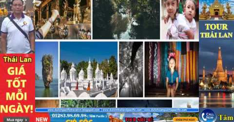 Tour du lịch Thái Lan Tết 2018 Giá tour Tết Thái Lan 2018 trong 5N4Đ