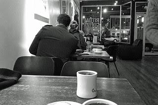 Ritual Coffee Roasters - Tables