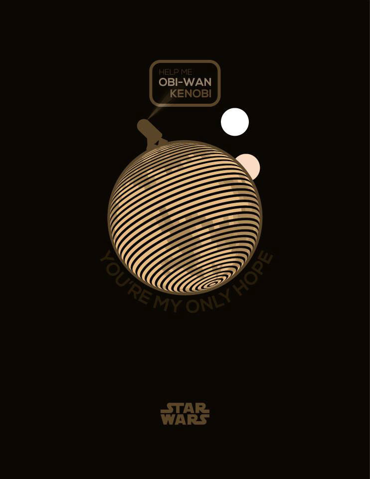 A Galaxy Far Far Away Series by Rhomuell Bernardo