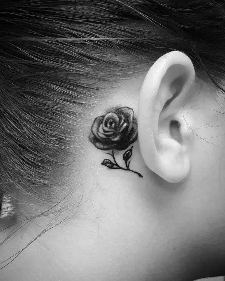 Small Rose Tattoo Best Tattoo Ideas Gallery