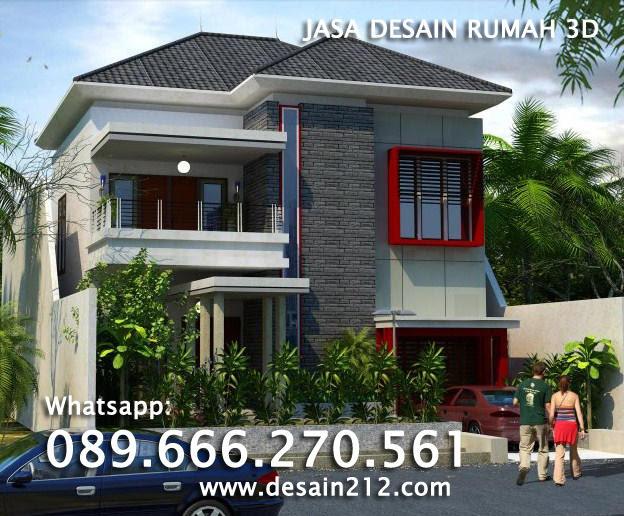 82 Gambar Desain Rumah 2 Lantai Yang Murah Terbaik Unduh