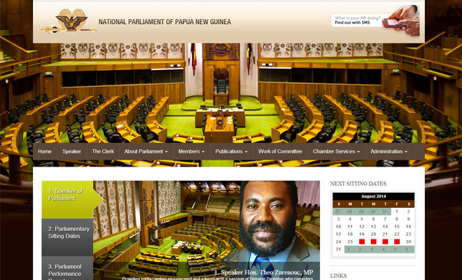 png papua new guinea national parliament