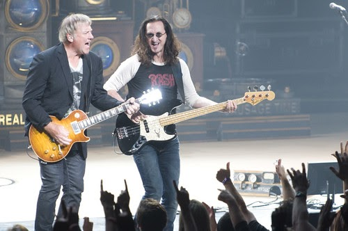 Rush Tour Moving Pictures Entirety