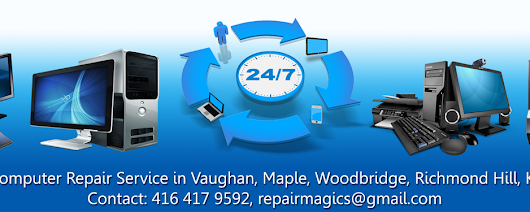 Laptop Repair Richmond Hill On Site Service | Repair Magic