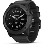 "Garmin tactix Charlie Multisport GPS Watch - 1.2"" Display - Black"