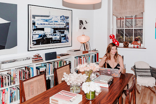 How Designer Christine Gachot Stocks Her Custom Vanity