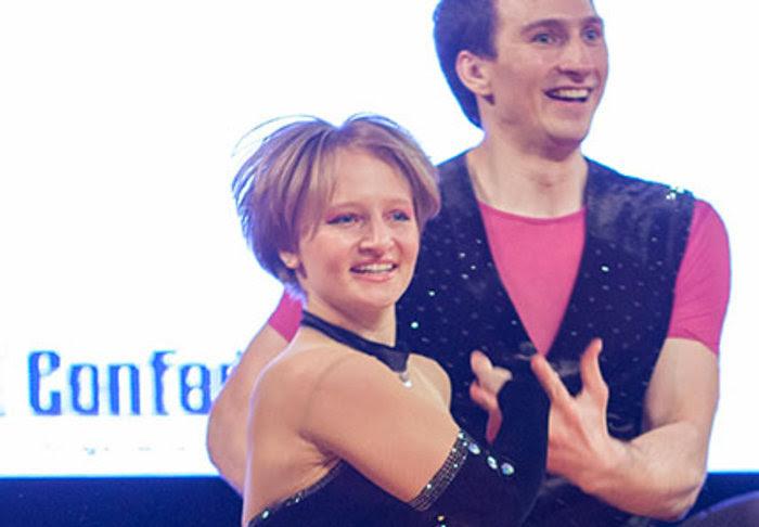 Η Κατερίνα Τικάνοβα. Η πολυταλαντούχα κόρη του Βλαντίμιρ Πούτιν. Χορεύτρια και επιχειρηματίας