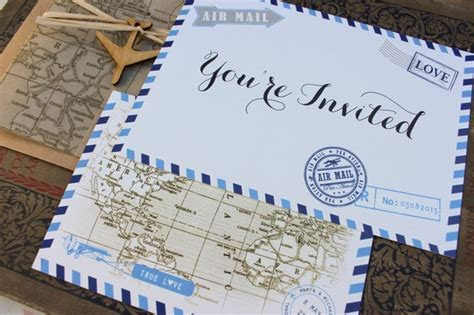 Wedding Wanderlust: 21 Top Travel Theme Wedding Ideas