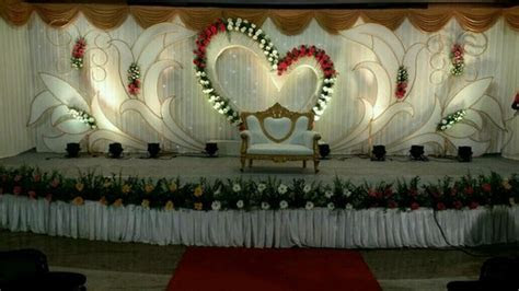 Stage Decoration   Marriage Hall Decoration Manufacturer