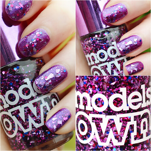 Models Own Mirror Ball Freak Out swatches