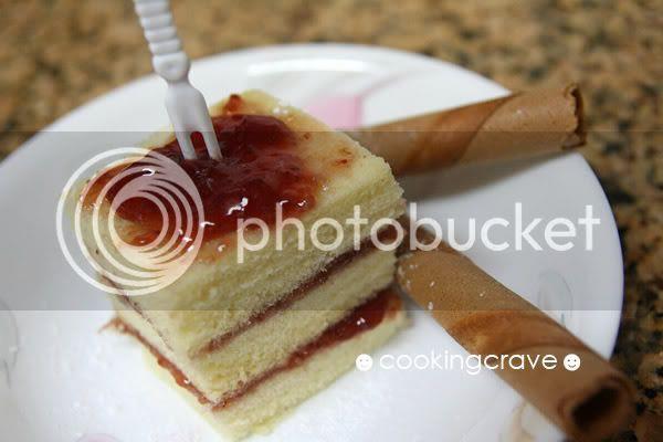 Strawberry Sandwich 1