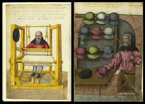 Weaver and Hat Maker