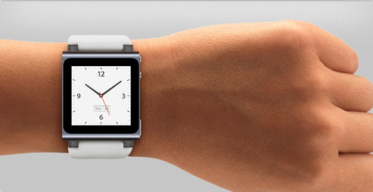 iWatch and a ripe market