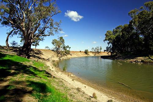 Murrumbidgee River, Hay, New South Wales, Australia, The Long Paddock IMG_5976_Hay