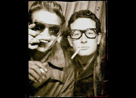 Buddy Holly, Waylon Jennings, And A Photobooth In Grand Central