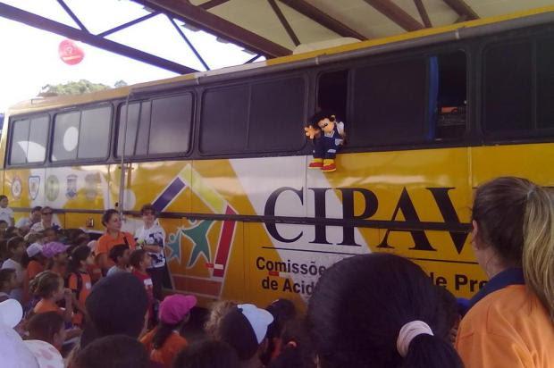 Cipavinho está apostos para mais um ano de trabalho em Caxias do Sul Raquel Maffessoni/Divulgação