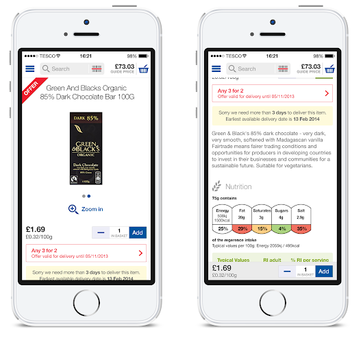 What Tesco Mobile A/B Tests with Leanplum