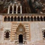 Il convento di Quzhayā, dettaglio