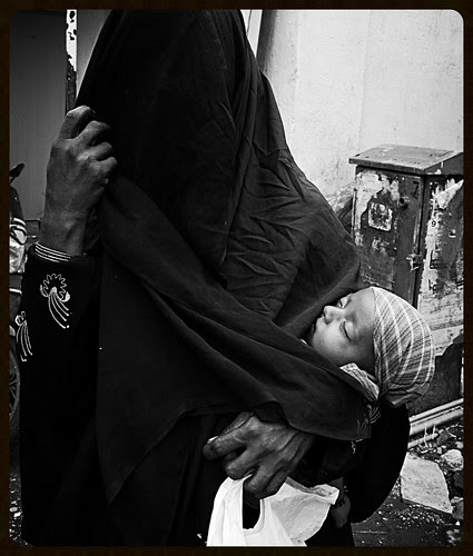 Muslim Motherhood ... Betrayed Misplaced  Jehad Failed Crusade by firoze shakir photographerno1