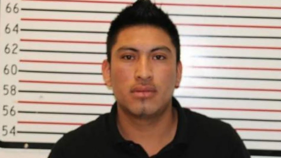 Anastacio Eugenio Lopez-Fabian, 24, was being held by ICE after being charged with rape in Oregon.