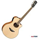 Yamaha APX700II Thinline Cutaway Acoustic-Electric Guitar - Natural