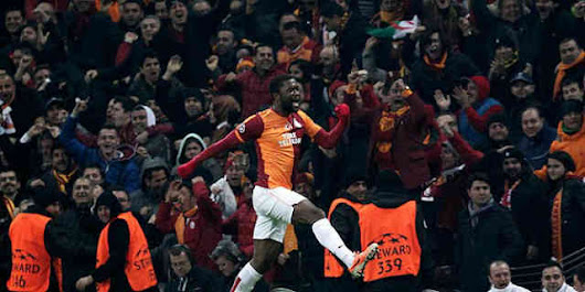 Galatasaray 1 : 1 Chelsea Champions League Highlights