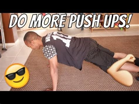 push ups   tired