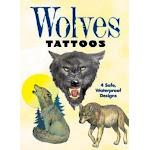 Wolves Tattoos (Dover Tattoos) (US, Paperback / softback)