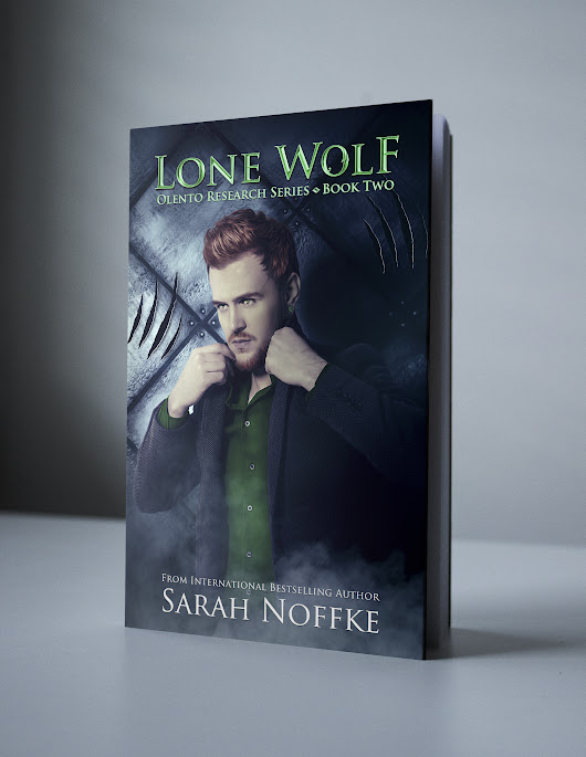 Teaser: Lone Wolf (Olento Research, Book 2) | SarahNoffke.com